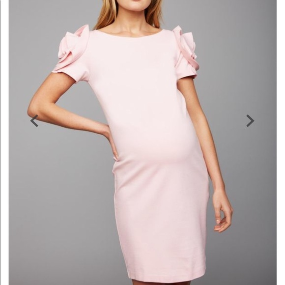 2eceedc05eba3 Pietro Brunelli Dresses | Pink Maternity Dress | Poshmark